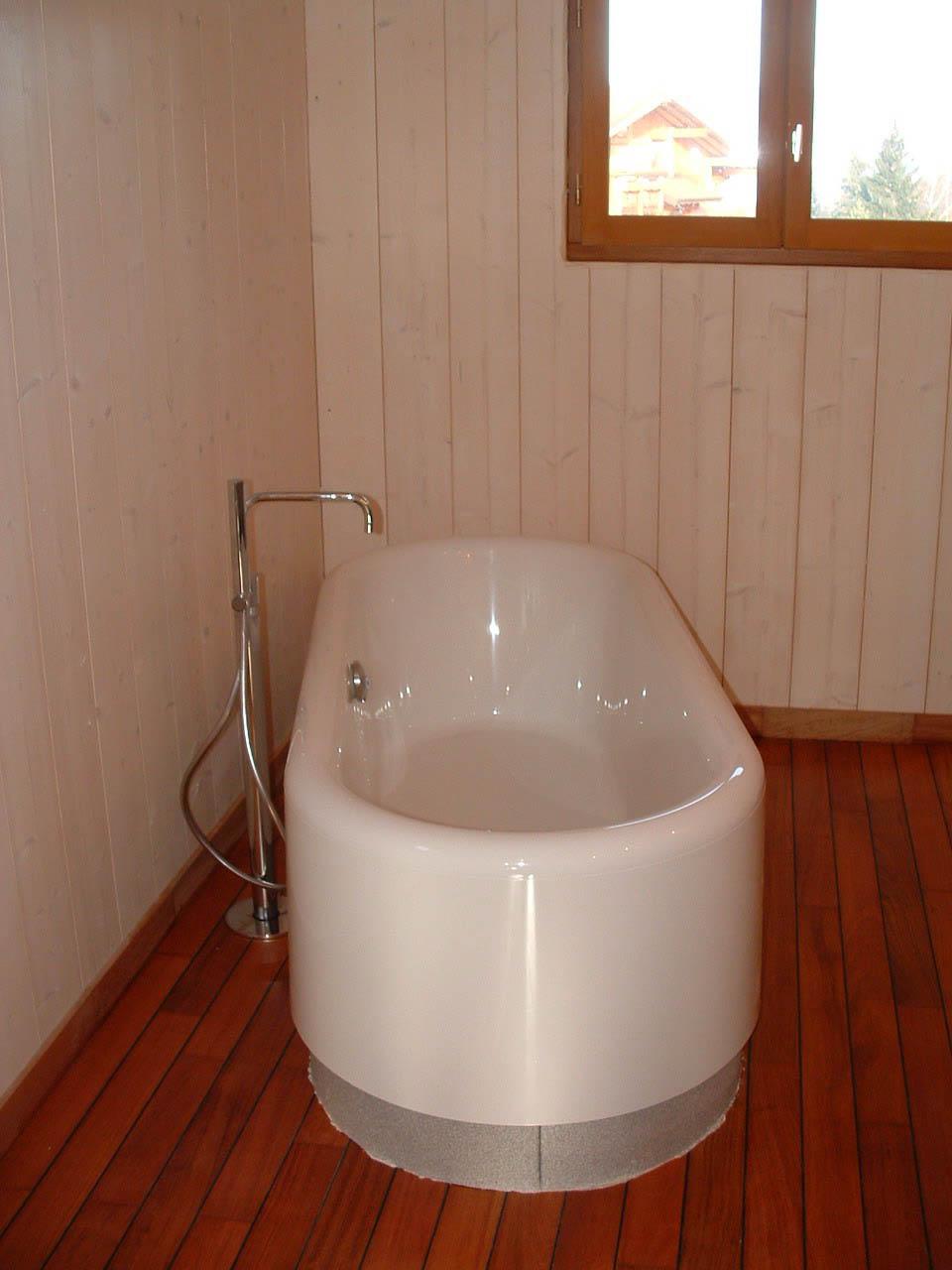 Salle de bain - Energie renouvelables - Cluses Thyez Marignier Bonneville Scionzier Marnaz Vougy Haute-Savoie