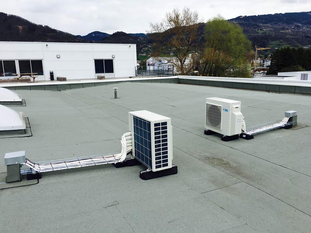 Climatisation - Professionnels et collectivités - Cluses Thyez Marignier Bonneville Scionzier Marnaz Vougy Haute-Savoie