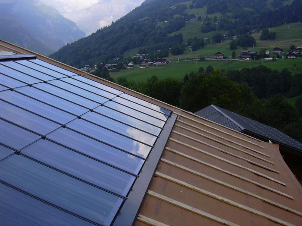 Panneau solaire - Energie renouvelables - Cluses Thyez Marignier Bonneville Scionzier Marnaz Vougy Haute-Savoie